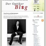 Neues Design für den OptikerBlog