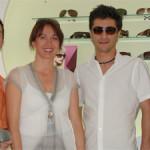 Sunglass Dressed Face 2008 – Die Gewinnübergabe