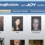 Germany´s Sexiest Eyes – Beobachtet