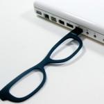 USB-Stick in Brillenform