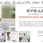 Eye-Lounge Einweihungsparty