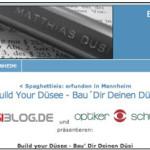 Build your Düsee – Die Mykita steht ihm besser