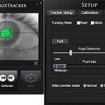 Kostenlose Augensteuerung für den PC