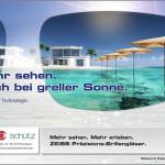 Mehr sehen. Auch bei greller Sonne – Neue Werbekampagne von Carl Zeiss Vision