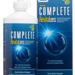 Complete RevitaLens – perfekte Reinigung von weichen Kontaktlinsen
