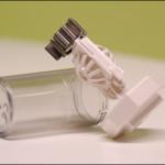 Peroxid-Reinigungssystem mit Katalyse-Scheibe richtig nutzen