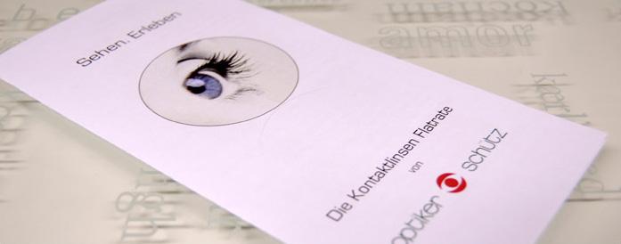 Kontaktlinsen Flatrate Abo