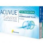Acuvue Oasys von Johnson&Johnson kommt als Multifokale Kontaktlinse auf den deutschen Markt