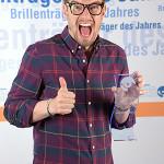 Joko Winterscheidt ist Brillenträger des Jahres 2015